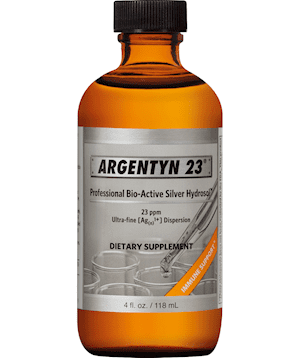 4 oz argentyn 23 Quercetin 300 mg 60 caps