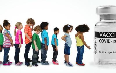 The race Is on to get experimental COVID shots into little kids — why?