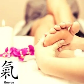 Reflexology for Pain and Stress Management: Reflexology and Reiki Energy Healing