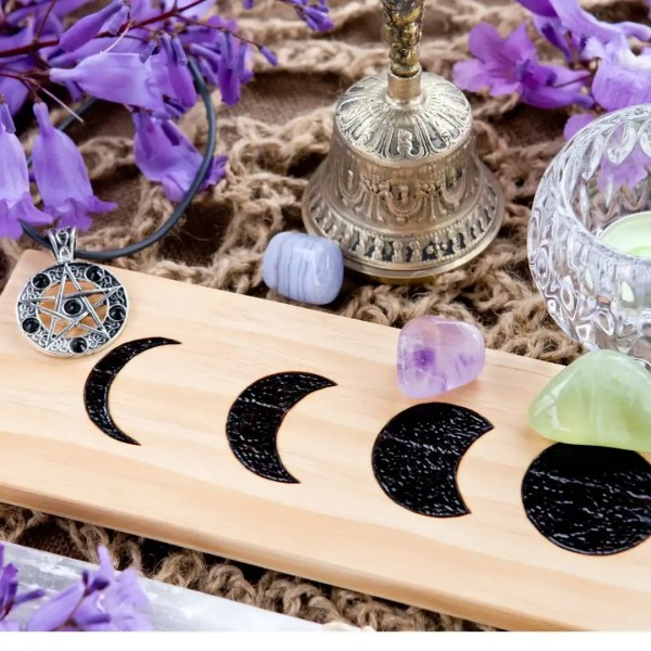 Learn Moon Rituals for Emotional Detox & Clearing Energies - Online Live Event Waning Moon Dark Moon Magic