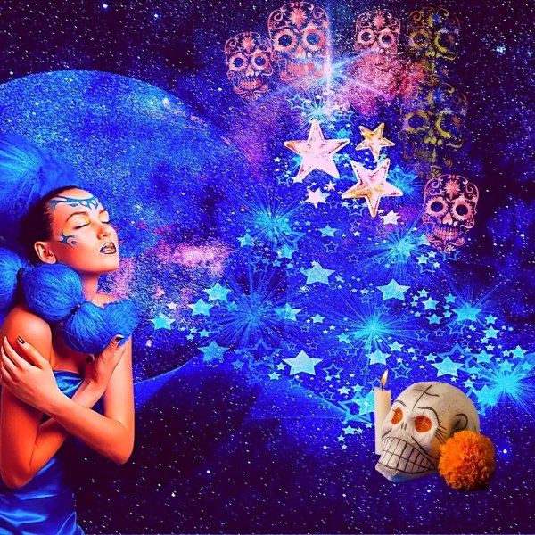 Blue Moon Magic and Pleiades Ancestral Healing Day of the Dead 2 Nov 2020 Online event