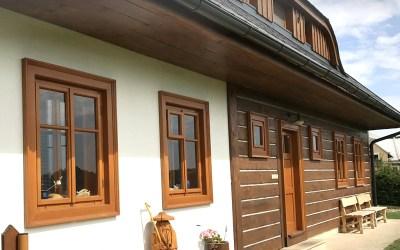 Chata, chalupa, Brno aokolí