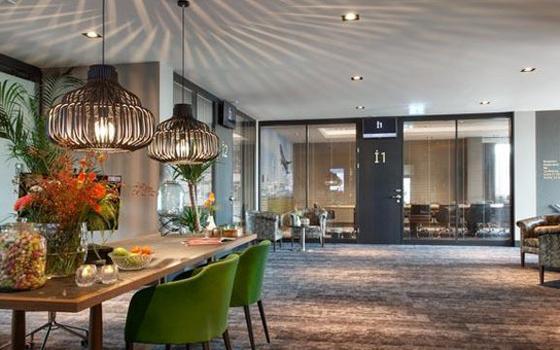 Van Der Valk Hotel Sassenheim Leiden Opens New Conference