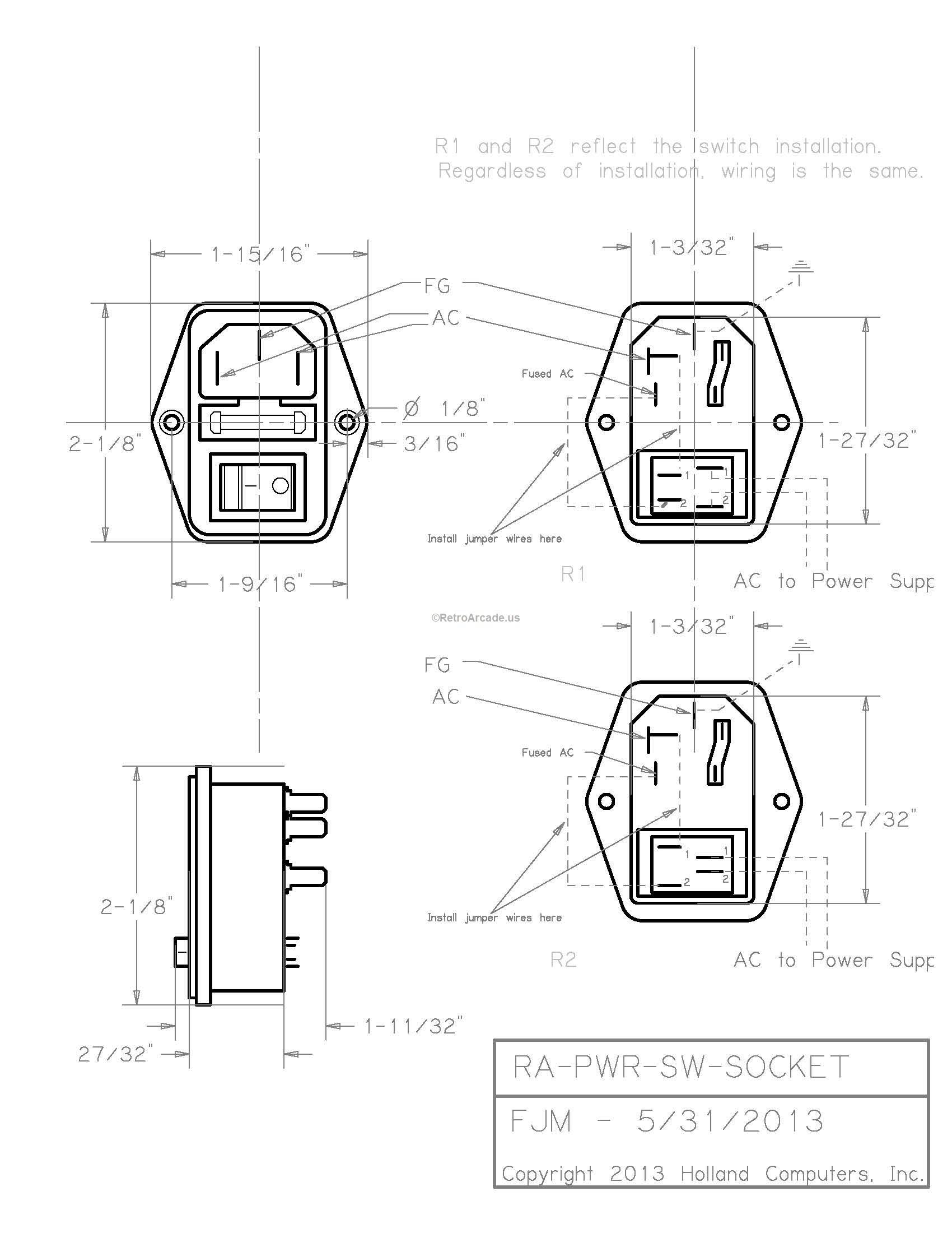 3 phase 5 pin socket wiring diagram delco cs alternator power 20 images