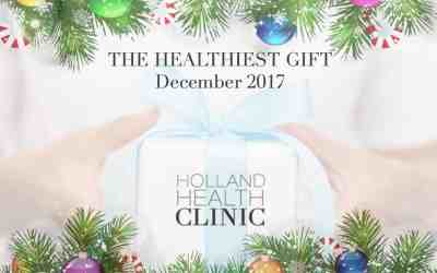 The Healthiest Gift this December!