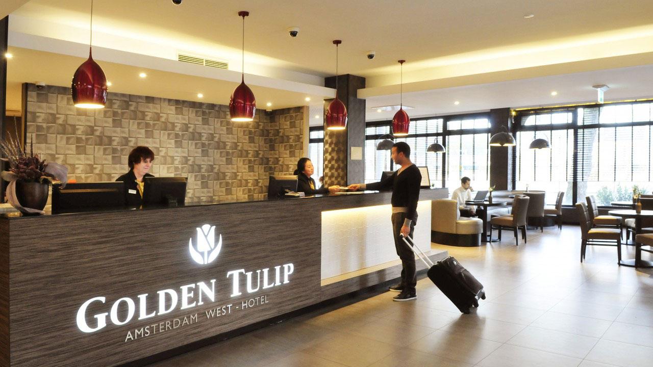 Golden Tulip West Holland Palette