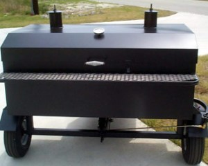 Grills and Pig Cookers