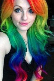of beautiful hair colors