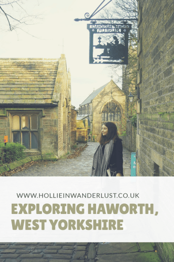 Exploring West Yorkshire | Visit Haworth | Visit Yorkshire | Hollie in Wanderlust | Travel Blogger