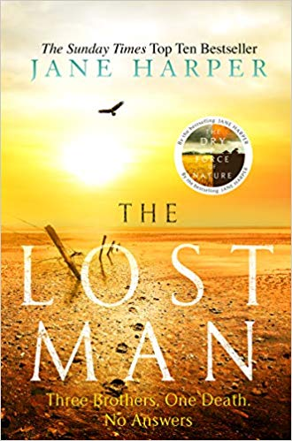 Book Review of The Lost Man by Jane Harper | Hollie in Wanderlust | Book Blogger