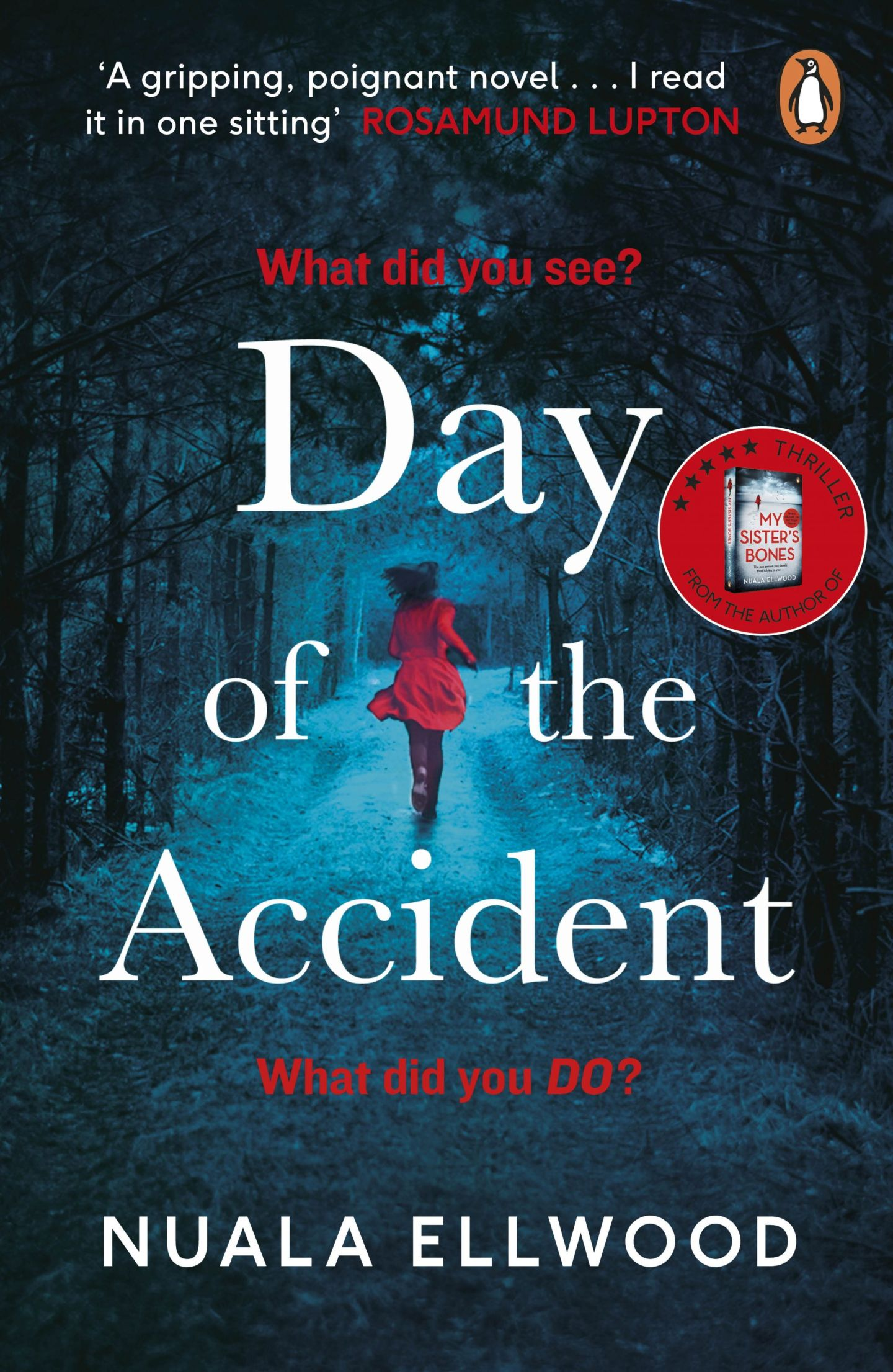 Day of the Accident by Nuala Ellwood | Book review by Hollie in Wanderlust | Book Blogger