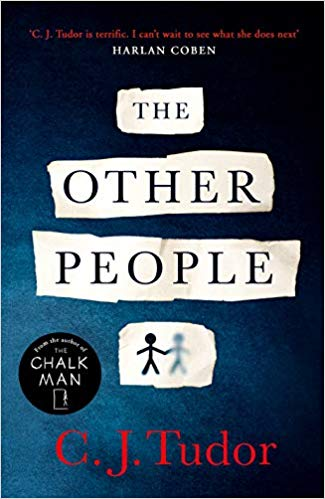 The Other People by C. J. Tudor | Hollie in Wanderlust