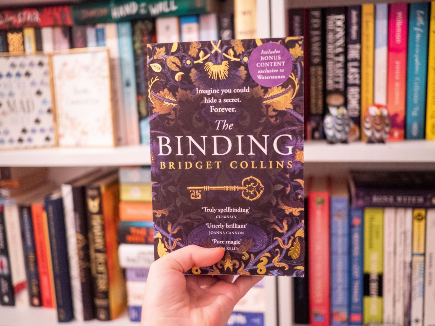 The Binding by Bridget Collins | Book Review