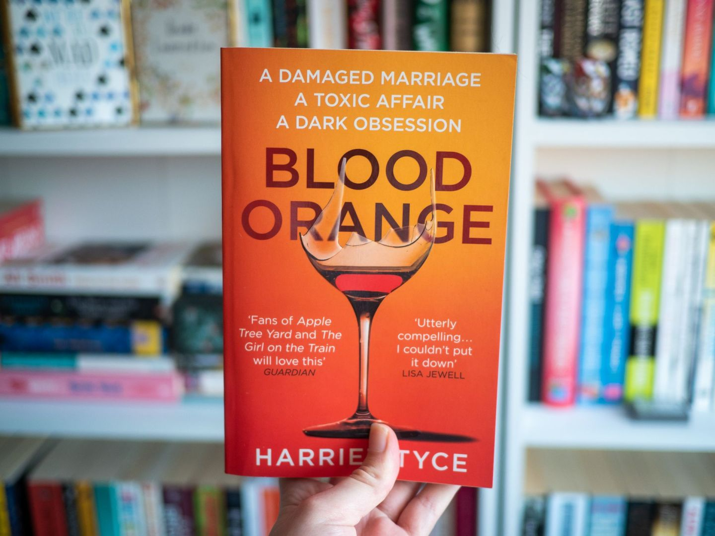 Blood Orange by Harriet Tyce Book Review