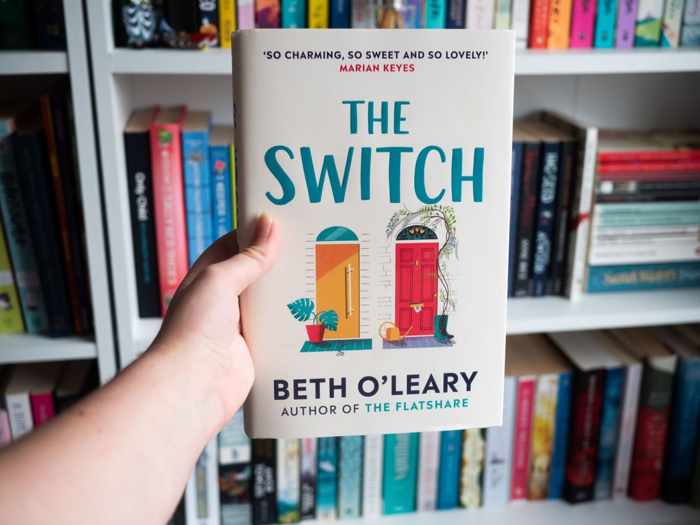 The Switch by Beth O'Leary Book Review