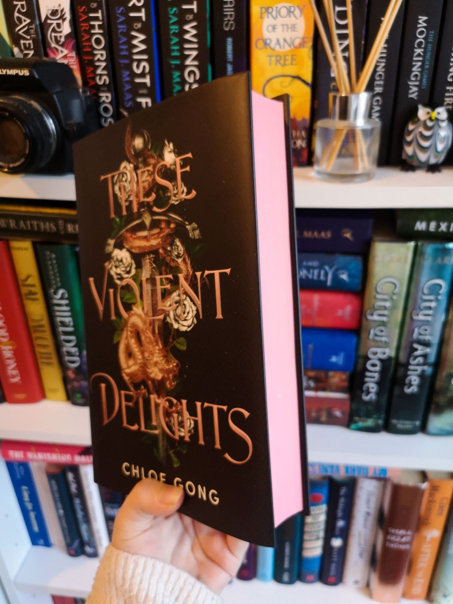 These Violent Delights by Chloe Gong Book Review