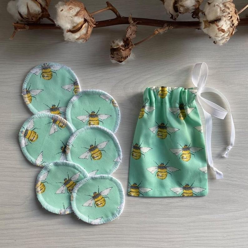 Reusable Face Pads Valentines Gift
