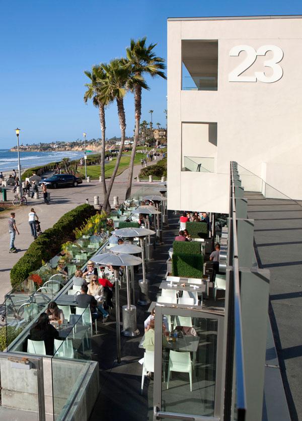 JRDN Restaurant at TOWER23