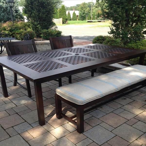 Outdoor Furniture  Dulles VA  Holloway Company