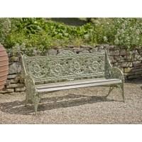 Garden bench | Coalbrookdale | Horse Chestnut | Holloways