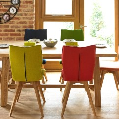 See Through Dining Chairs Kd Smart Chair Singapore Introduce Some Scandi style To Your Garden Room.