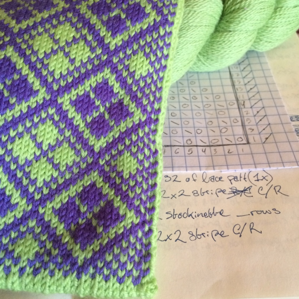 Knitting Pattern Writing : Holly Chayes   bind offs, pattern writing, samples & swatches