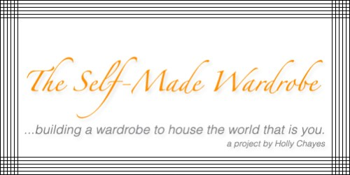 the self-made wardrobe banner