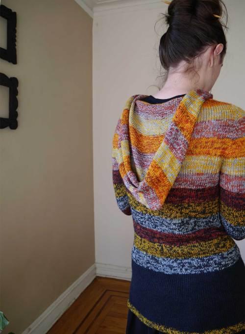 Versio Sweater - back