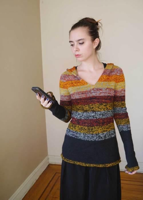 Versio Sweater - front