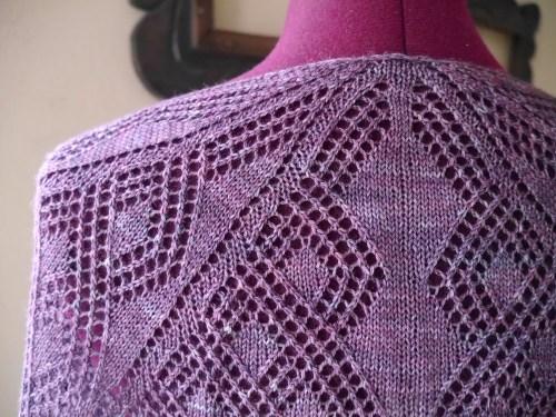 Rosmerta pattern - center back