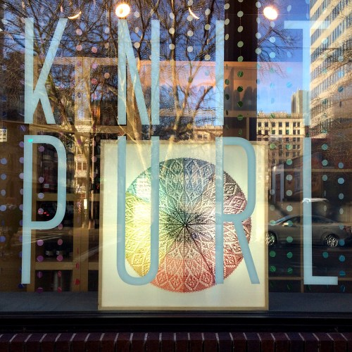 Knit Purl in PDX