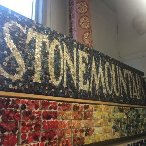 Stonemountain buttons