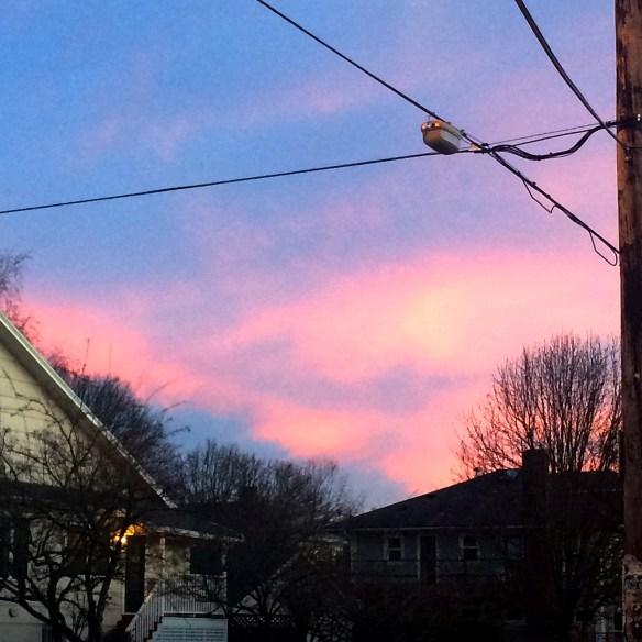 PDX sunset