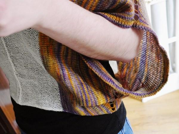 Banaue Breeze Sweater Sleeve
