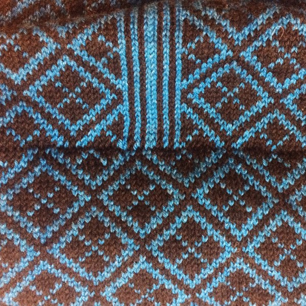 knitting fair isle nonseamless
