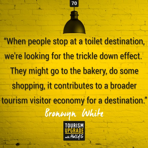 Toilets and Tourism Your Destination Strategy