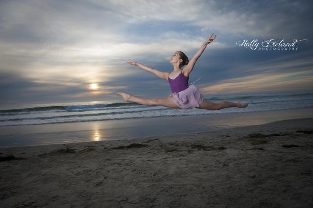 San Diego Dance Photos At The Beach