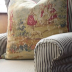 Pink Slipcover Chair Dutch Design Make Slipcovers + More - Holly Mathis Interiors