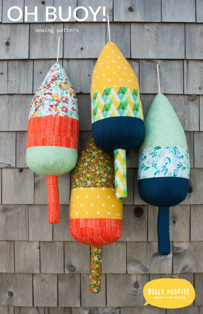 Holly McBride Workshop | Oh Buoy! sewing pattern | hollymcbride.com