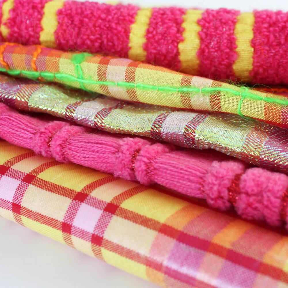 textile design + fiber art