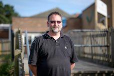 Simon Reid - Site manager