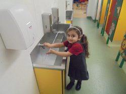 Nursery settling (2)