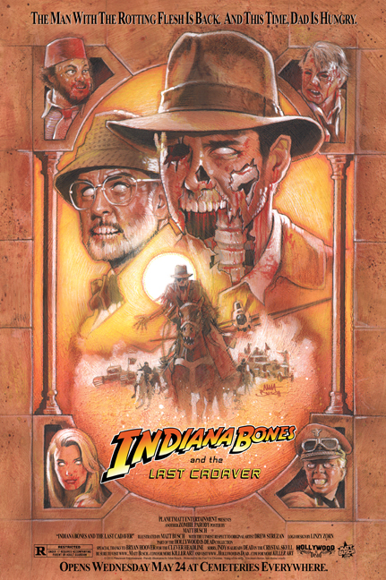 Indiana Jones devient Indiana Bones