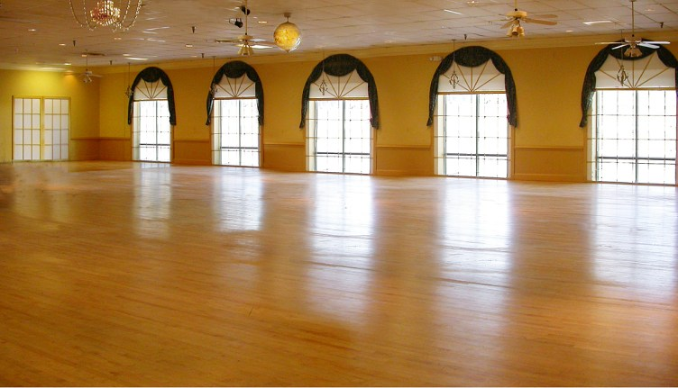 Largest Dance Floor in the Area . . . - Hollywood Ballroom ...