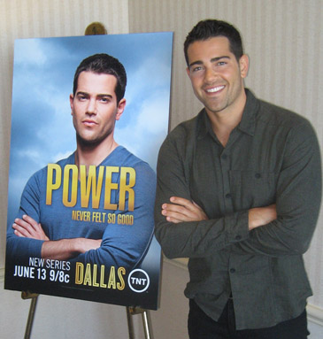 Jesse Metcalfe in Chicago, June 6th, 2012
