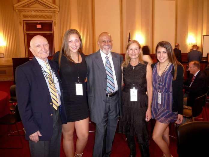 Bellas group receives angels in adoption