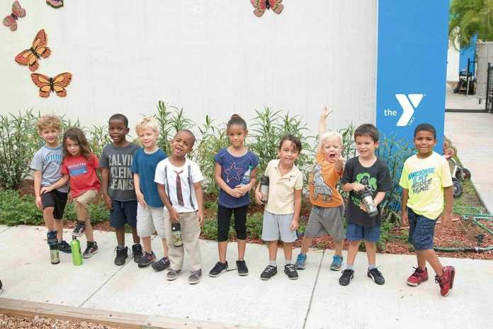 Hollywood ymca opens doors to community after irma; sets up day camp for kids out of school