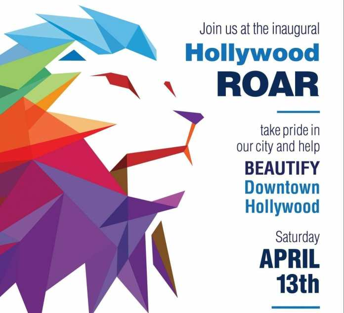 downtown hollywood roar