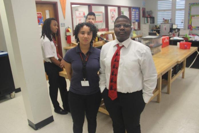 Mcnicol middle school honored magnet school of excellence