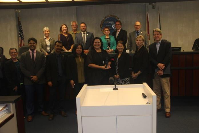 Hollywood receives smart growth excellence award